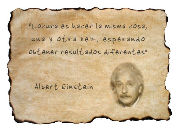 Locura Einstein