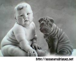 gemelo-bebe-perro 2