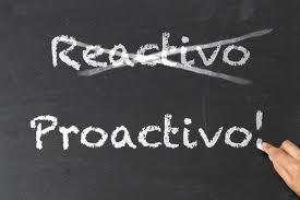 reactivo proactivo