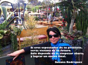 Susana Rodríguez frase Nuevo final