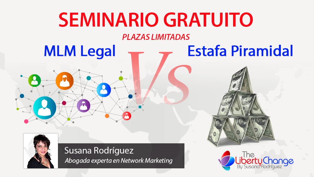 Multinivel vs Piramidal by abogada Susana Rodríguez