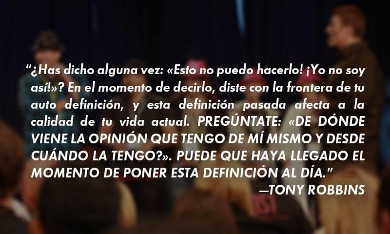 Foto Tony Robbins frase 10