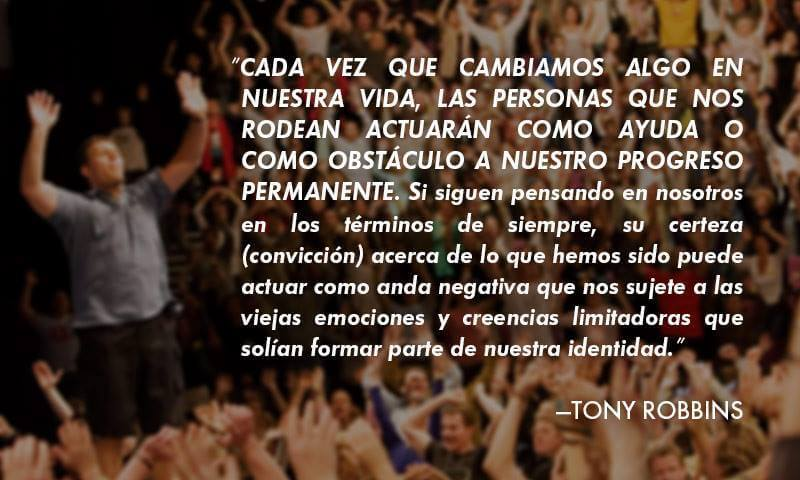 Foto Tony Robbins frase 12