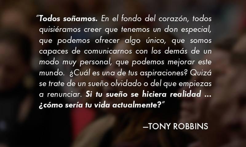 Foto Tony Robbins frase 3