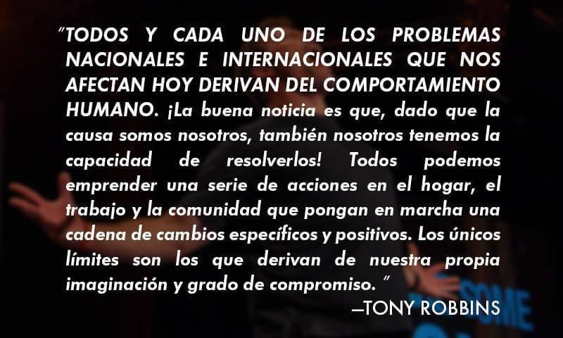 Foto Tony Robbins frase 4