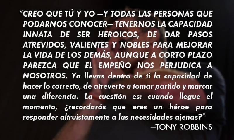 Foto Tony Robbins frase 5