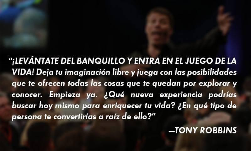 Foto Tony Robbins frase 8
