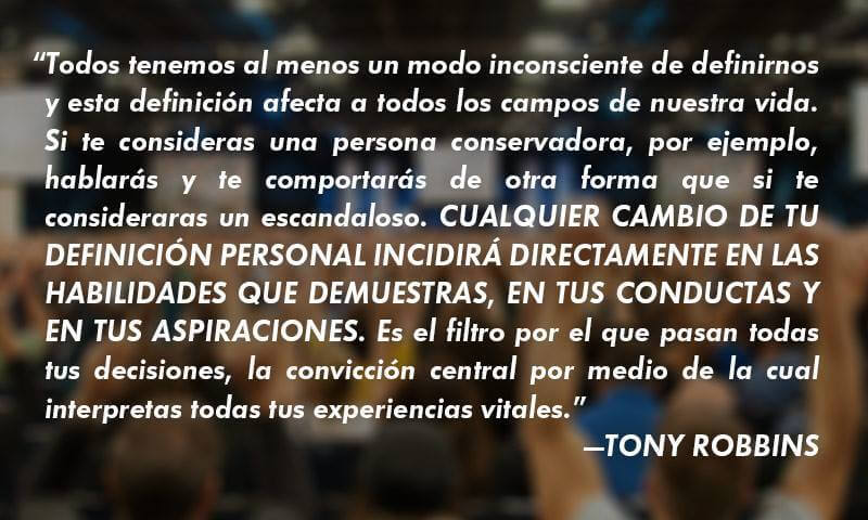 Foto Tony Robbins frase 9