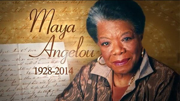 Homenaje a Maya Angelou en El Blog de Susana Rodríguez en http://susanarodriguez.net