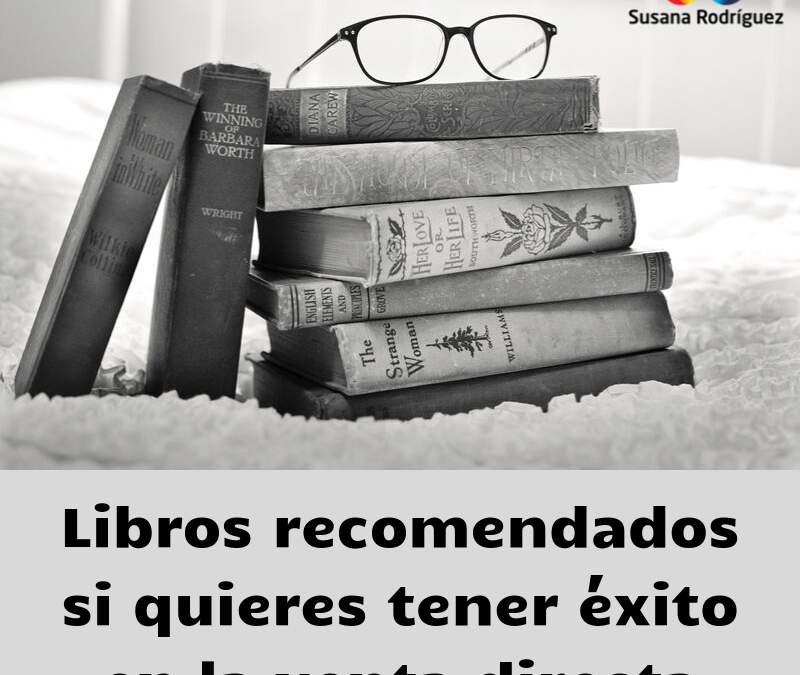 42 libros recomendados de mercadeo en red
