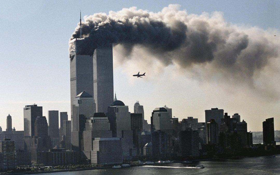 Homenaje 17 aniversario atentados terroristas torres gemelas