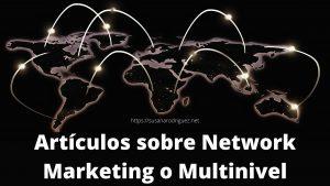Network Marketing Multinivel
