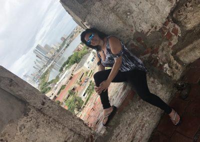 Susana Rodríguez en Colombia
