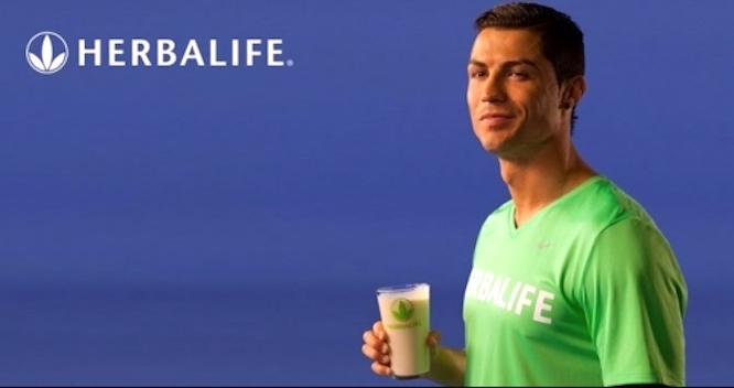 Ronaldo Herbalife